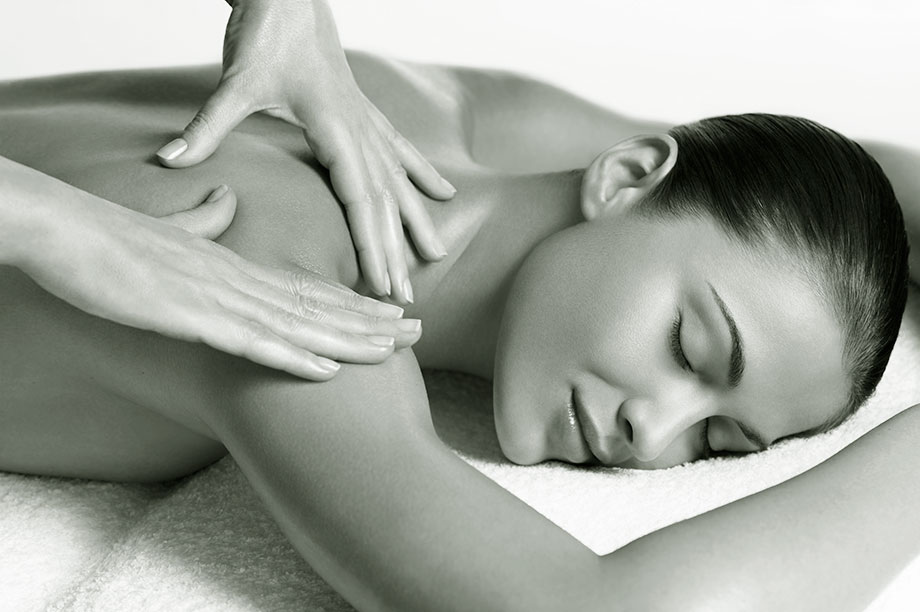 full-body massage